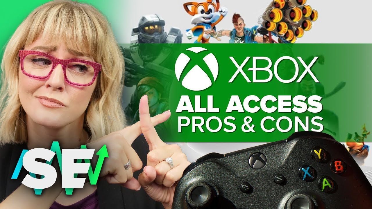 Xbox All Access: A great idea with one major flaw | Stream Economy #17