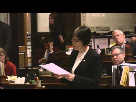 Senator Rita Hart on growing Iowa's economy by fixing the skilled worker shortage