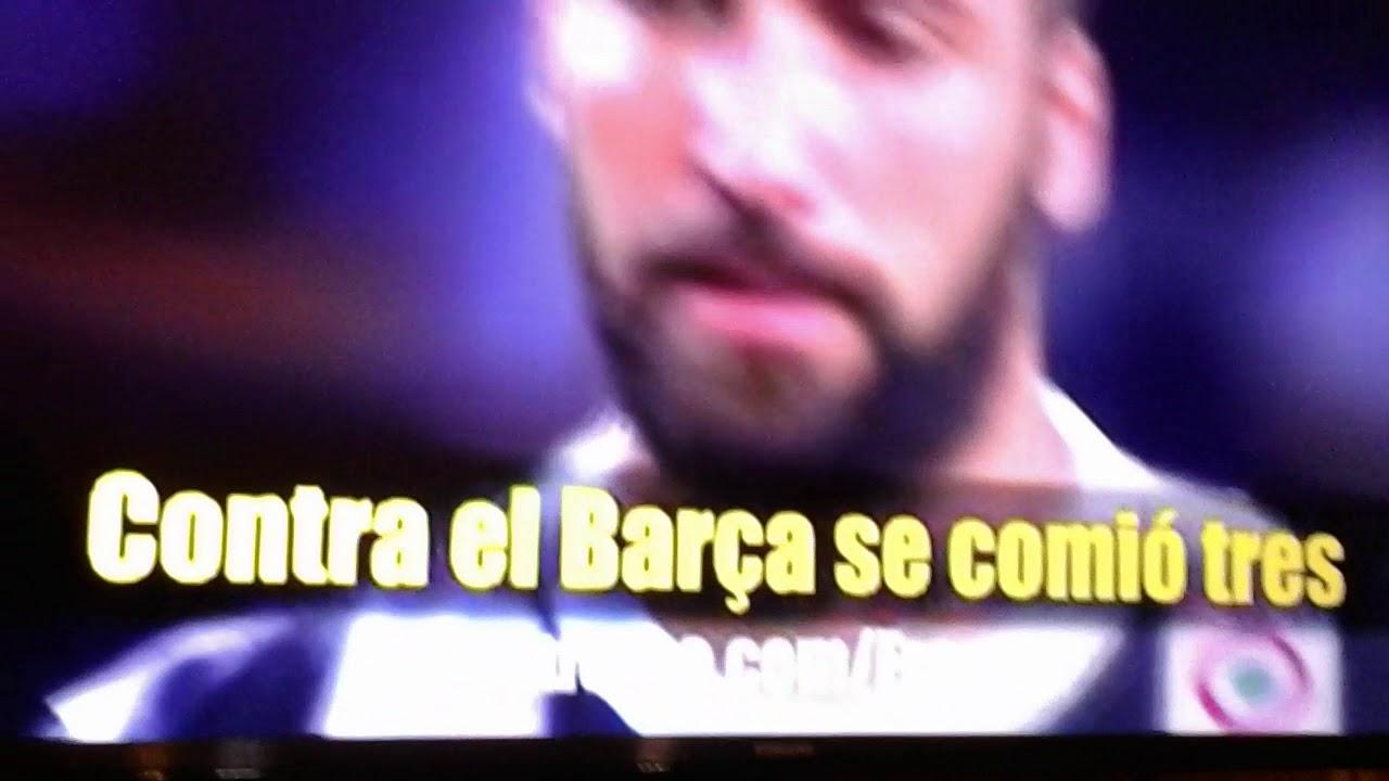 Parodia barcelona vs juventus 3-0 - YouTube