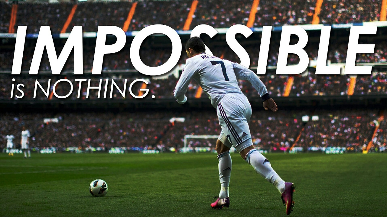 Impossible is Nothing - Football Motivation - Inspirational video - Nihaldinho Official