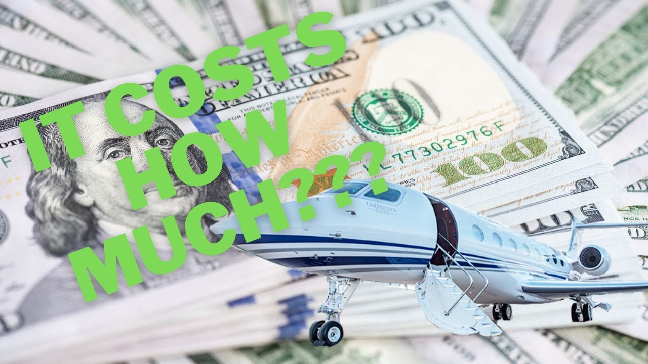Download How much does it cost to charter a PRIVATE JET?