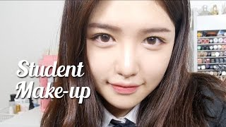 [ENG] 로드샵특집1, 학생 메이크업 - all drug store, No-make up makeup (Student makeup) | 다또아