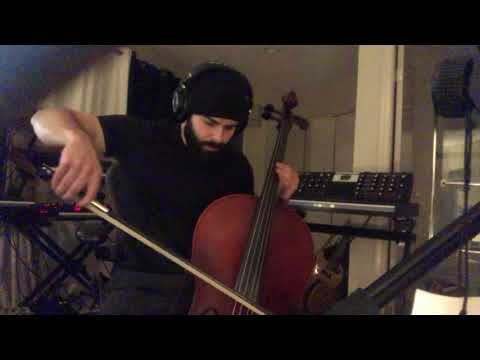 Adam Lastiwka - Travelers Theme on cello Mp3