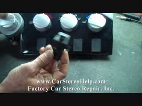 toyota tundra aux input repair youtube. Black Bedroom Furniture Sets. Home Design Ideas