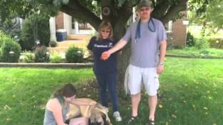 Basic Obedience Package Testimonial! Obedience Lessons In Northern Virginia!