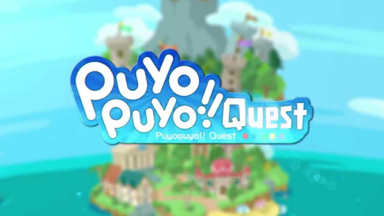 puyo puyo quest apk download