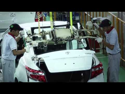 Toyota Motor Manufacturing Indonesia - TMMIN Corporate Video Short Version English