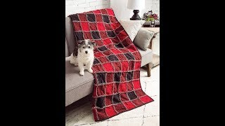 How to Make a Reversible Buffalo Rag Quilt | an Annie's Quilt Tutorial