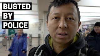 METRO MINSK POLICE | Exploring Belarus 👮