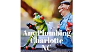 Any Plumbing - Plumbers in Charlotte NC