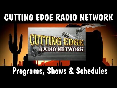 LIVE: Good Talk & Music Radio Programming Review By Cutting Edge Radio Network #radio