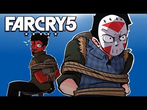 Far Cry 5 - CAPTURED AGAIN! Ep. 5!