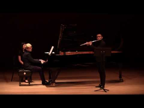 André Jolivet - Flute Concerto (version for flute and piano)