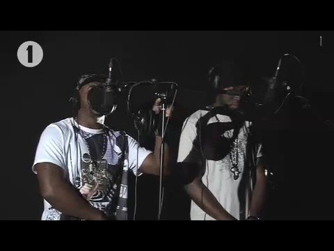 Blak Twang Live in Session on BBC Radio 1 with Ras Kwame (Pa