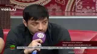 Kenan MM -- Huseyn Derya Haqqinda Danisdi Adam Icinde24.03.2014