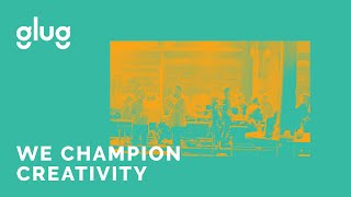 Glug – We Champion Creativity