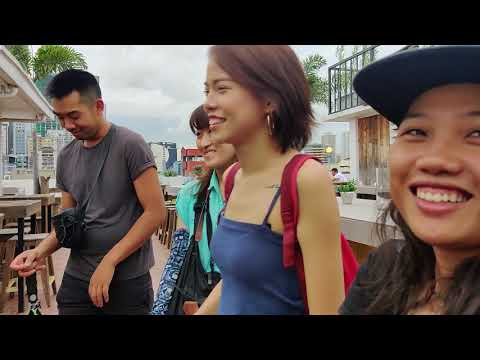 Z Hostel Manila Philippines | Why all parties are free here..