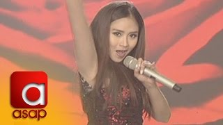 ASAP: Sarah Geronimo sings Shakira