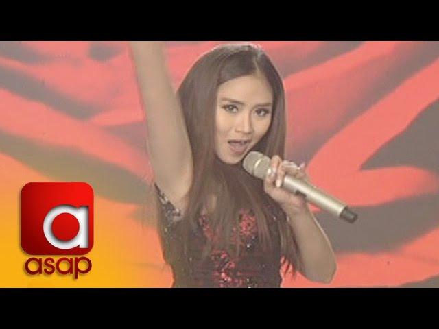 "ASAP: Sarah Geronimo sings Shakira's ""Hips Don't Lie"""