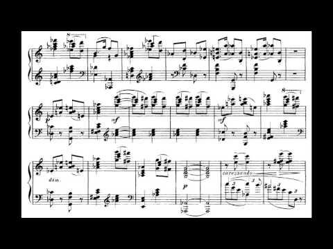 Alexander Scriabin ‒ 4 Pieces, Op.56