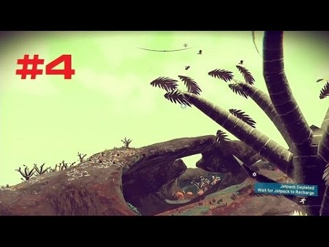 Surface Exploration (#4) - NO MAN'S SKY PLAYSTATION 4