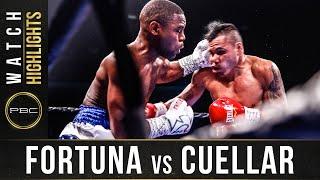 Fortuna vs Cuellar Highlights: November 2, 2019 - PBC on FS1