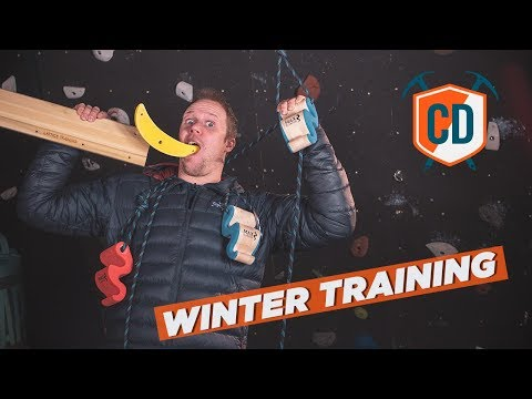 The Gear You Need For Climbing Training At Home | Climbing Daily Ep.1342