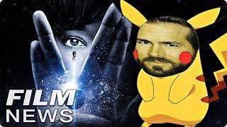 Tarantino macht STAR TREK Film - Ryan Reynolds wird Pikachu - FILM NEWS