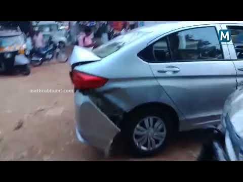 KSRTC Accident Aluva