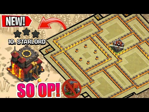 NEW Town Hall 10 War Base 2019! All Th10 Vs Th11 Replays Anti 3 Star! - Clash Of Clans(COC)