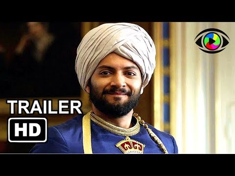 VICTORIA & ABDUL  2017  Olivia Williams, Judi Dench, Ali Fazal