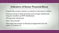 #28.3 How to Identify & Prevent Senior Fraud: Protect Seniors from Fraud (3 of 5)