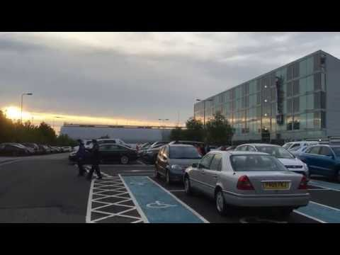 Hotel Review: Radisson Blu, London Stansted Airport, Essex, England - May 2016