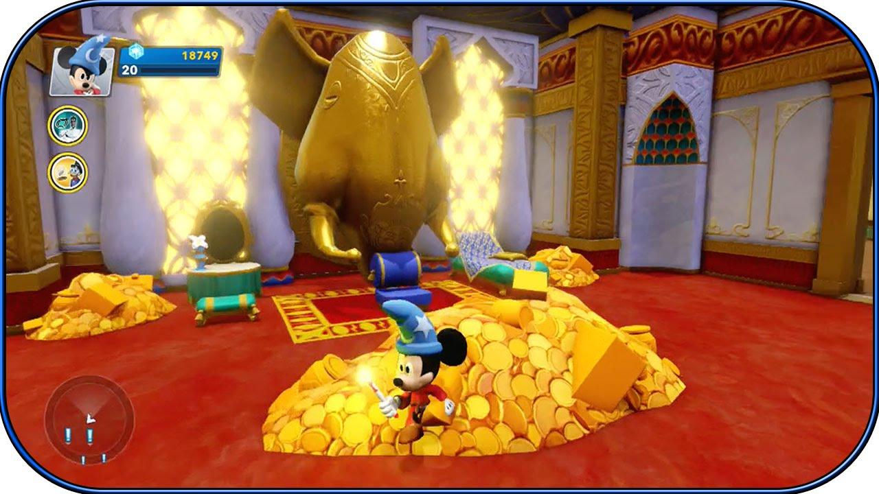 Disney Infinity 2 0 Aladdin Agrabah Room Interiors Ep 16