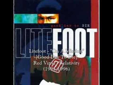 """Litefoot - """"On A Mission"""" (OOP)"""