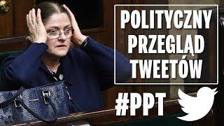 """Krystyna Pawłowicz """"kończy z polityczną aktywnością"""" - Polityczny Przegląd Tweetów."""
