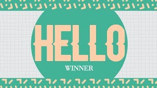Thaisub] winner - hello (여보세요)