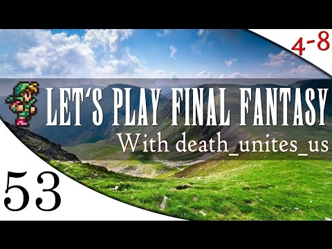 Let's Play Final Fantasy EP 53: Desert Tent