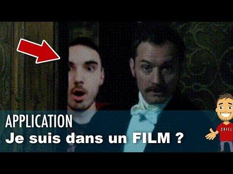 Une APPLICATION pour APPARAITRE dans un FILM ?