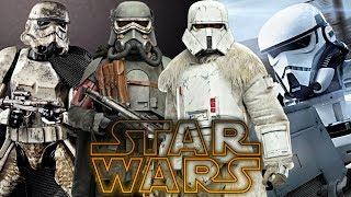All Solo: A Star Wars Story Trooper Types - Star Wars Explained