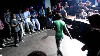 Demon vs Xevos - Dance wars I