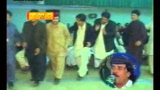 Daulat Qarabaghi.New Pashto Attan Song.2011.Zhob Video