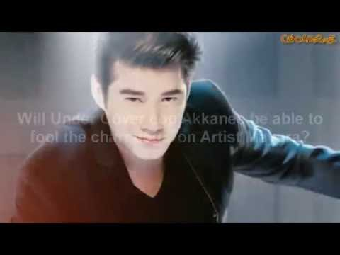Mario Maurer and Mint Chalida: Cat and Mouse