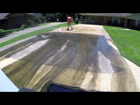 Pressure Washing - Surface Cleaning
