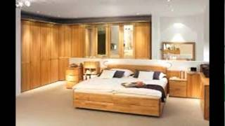 Wooden Bedroom Interior Design