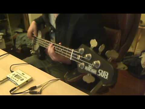 The Ace Of Base - The Sign (Bass Cover)