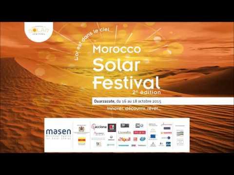 Morocco Solar Festival - Emission Spéciale en direct sur Radio2M - Partie1