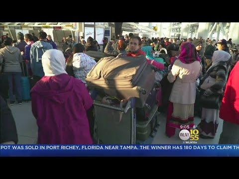 Problems Persist At JFK Airport