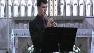Pietro Baldassari - Sonata 6  ( C-dur, I,II,III mov.) Maroš Marko