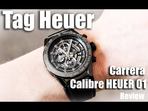 Tag Heuer Carrera Calibre HEUER 01 Review